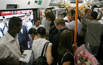 commuting advice fromnorth london chiropractor