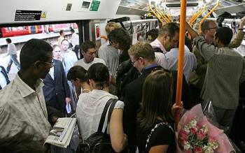 commuting advice fromnorth london chiropractor